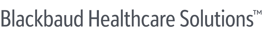 Blackbaud Healthcare Solutions