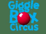 Giggle Box Logo (Blue)