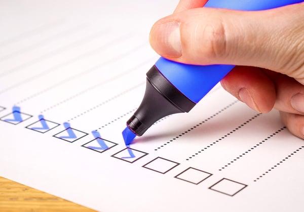 checklist_credentialing