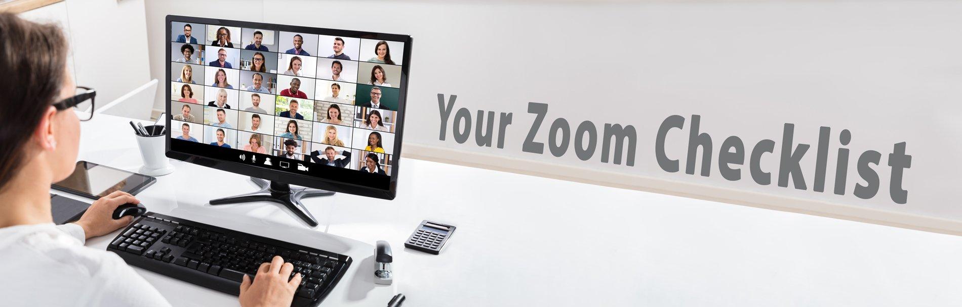 zoomchecklist